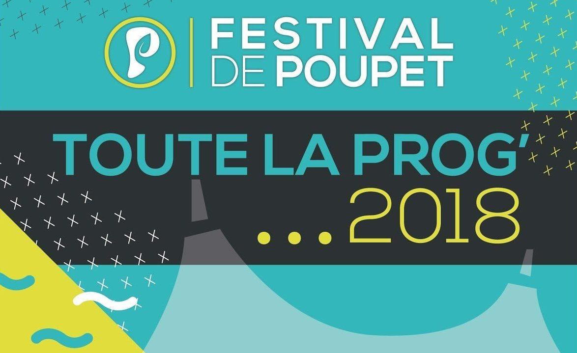 La programmation 2018 du Festival de Poupet
